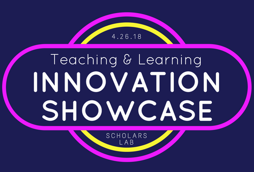 Innovation Showcase Rectangle Logo