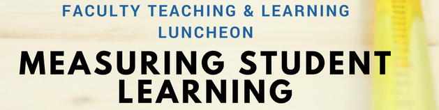 measuring student learning banner-centered
