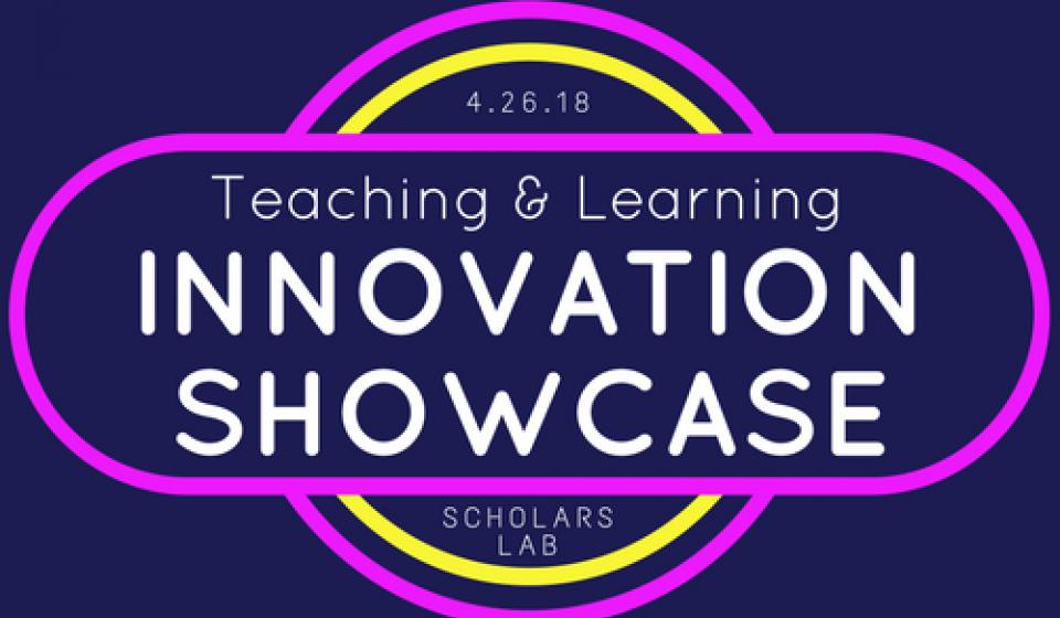 Innovation Showcase Rectangle Logo